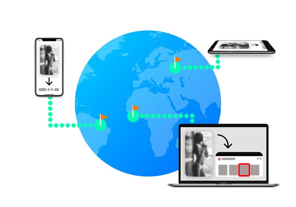 Image Monitoring Service Leakserv